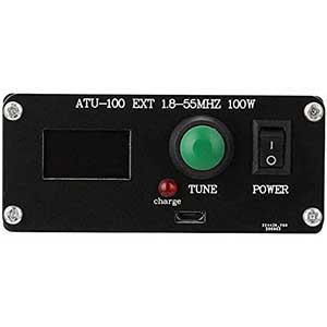 TecMad Antenna Tuner | OLED Display