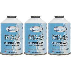 ZeroR R134a Refrigerant │ Invigorating