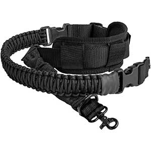 lanhe tactical 2 Point Sling | 550 Paracord | Shoulder Pad 66""